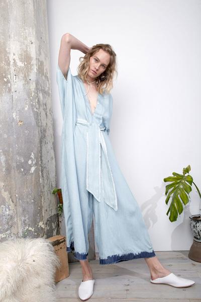 Laura Siegel Spring 2018 Ready-to-Wear - Look #32