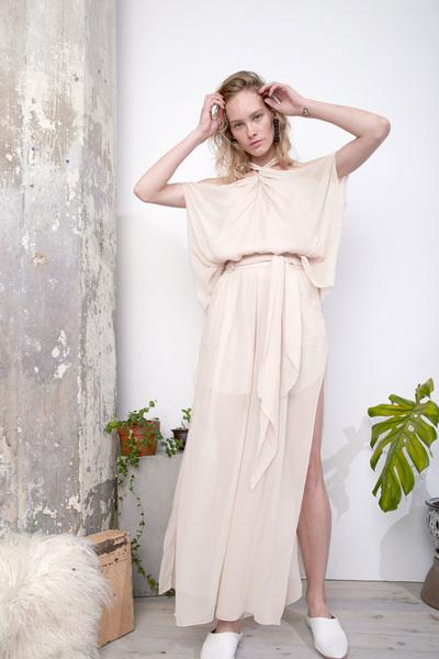 Laura Siegel Spring 2018 Ready-to-Wear - Look #35