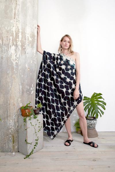 Laura Siegel Spring 2018 Ready-to-Wear - Look #36
