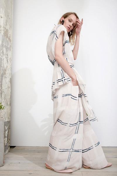 Laura Siegel Spring 2018 Ready-to-Wear - Look #38