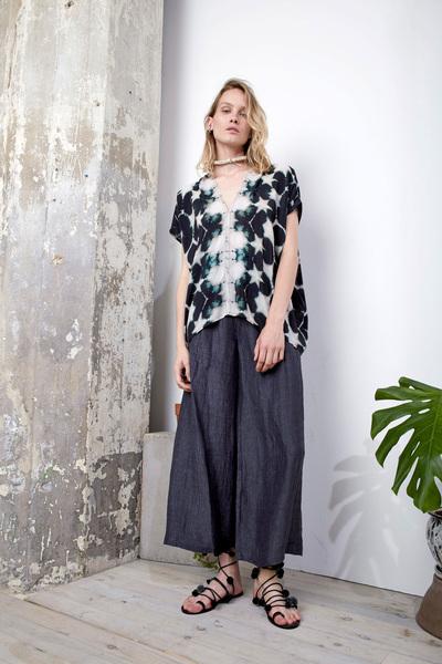 Laura Siegel Spring 2018 Ready-to-Wear - Look #39