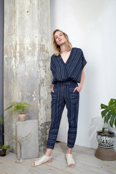 Laura Siegel Spring 2018 Ready-to-Wear - Look #4