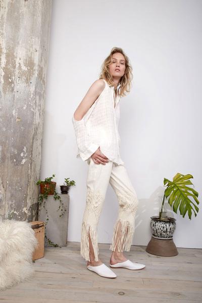 Laura Siegel Spring 2018 Ready-to-Wear - Look #40
