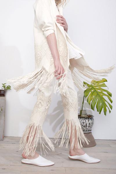 Laura Siegel Spring 2018 Ready-to-Wear - Look #42