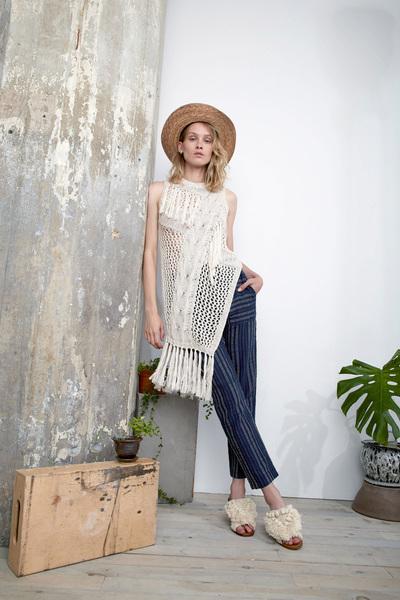 Laura Siegel Spring 2018 Ready-to-Wear - Look #8