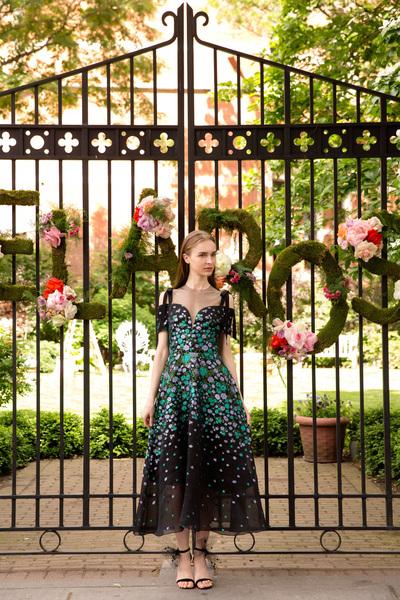 Lela Rose Resort 2018 - Look #12