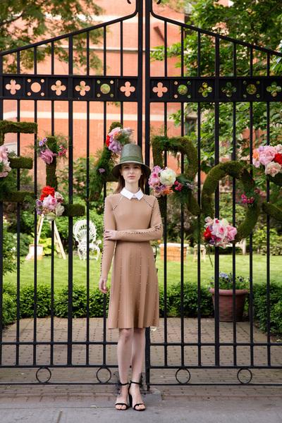 Lela Rose Resort 2018 - Look #18
