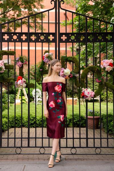 Lela Rose Resort 2018 - Look #5