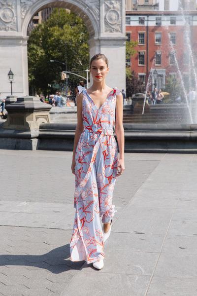 Lela Rose Spring 2018 Ready-to-Wear - Look #10