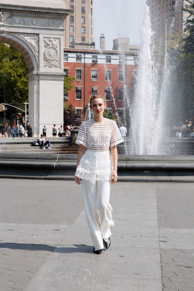 Lela Rose Spring 2018 Ready-to-Wear - Look #12