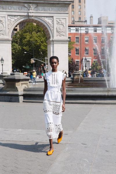 Lela Rose Spring 2018 Ready-to-Wear - Look #13