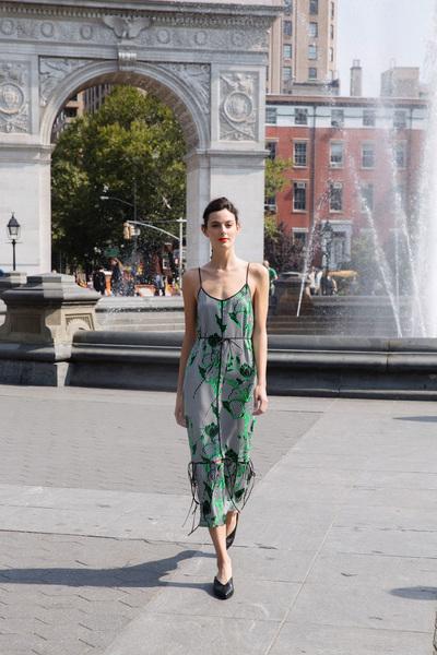 Lela Rose Spring 2018 Ready-to-Wear - Look #19