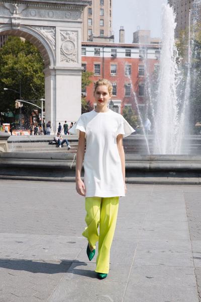 Lela Rose Spring 2018 Ready-to-Wear - Look #2