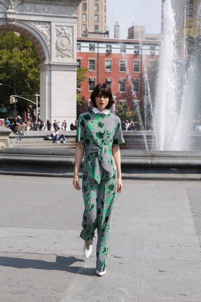 Lela Rose Spring 2018 Ready-to-Wear - Look #20