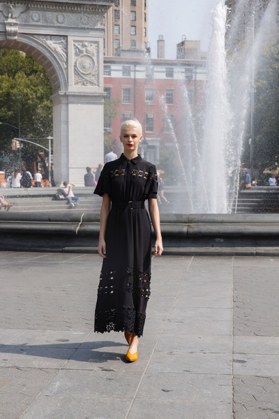 Lela Rose Spring 2018 Ready-to-Wear - Look #25