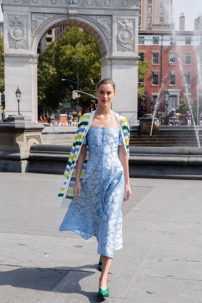 Lela Rose Spring 2018 Ready-to-Wear - Look #27