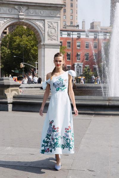 Lela Rose Spring 2018 Ready-to-Wear - Look #29