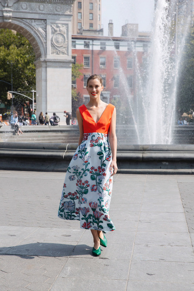 Lela Rose Spring 2018 Ready-to-Wear - Look #30
