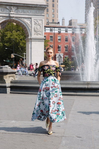 Lela Rose Spring 2018 Ready-to-Wear - Look #31