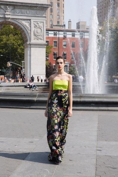 Lela Rose Spring 2018 Ready-to-Wear - Look #32