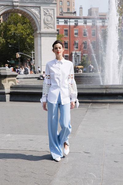 Lela Rose Spring 2018 Ready-to-Wear - Look #4