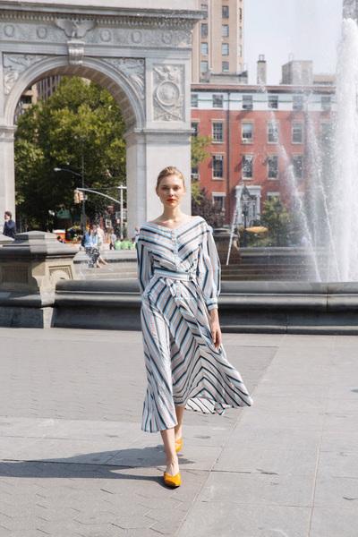 Lela Rose Spring 2018 Ready-to-Wear - Look #6