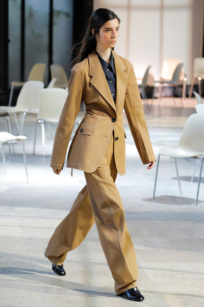 Lemaire Spring 2018 Ready-to-Wear - Look #10
