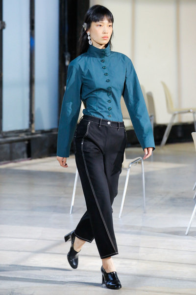 Lemaire Spring 2018 Ready-to-Wear - Look #13