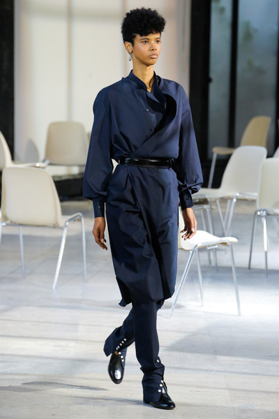 Lemaire Spring 2018 Ready-to-Wear - Look #14