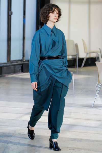 Lemaire Spring 2018 Ready-to-Wear - Look #15
