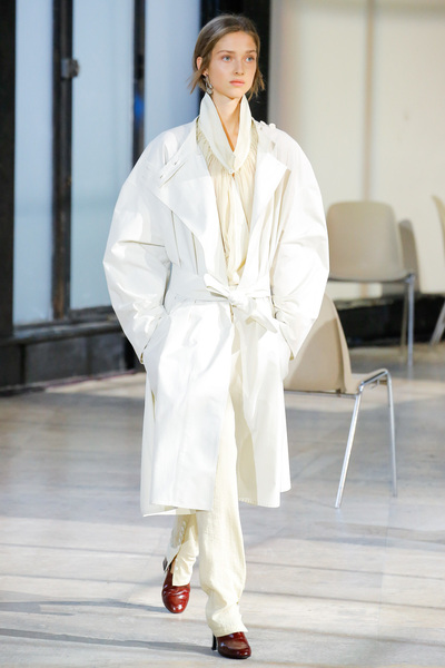 Lemaire Spring 2018 Ready-to-Wear - Look #18