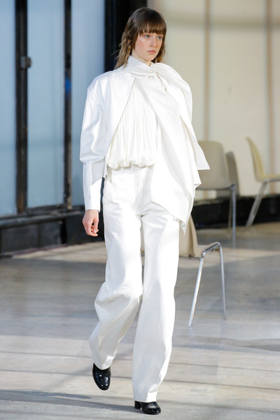 Lemaire Spring 2018 Ready-to-Wear - Look #19