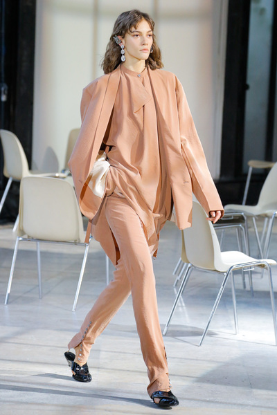 Lemaire Spring 2018 Ready-to-Wear - Look #22