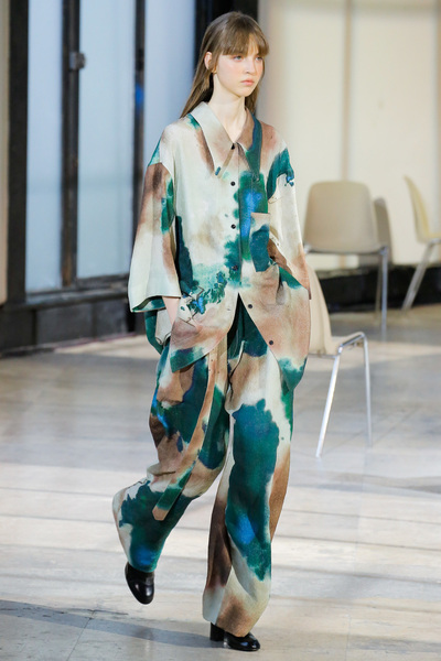Lemaire Spring 2018 Ready-to-Wear - Look #27