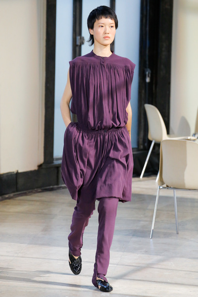 Lemaire Spring 2018 Ready-to-Wear - Look #31