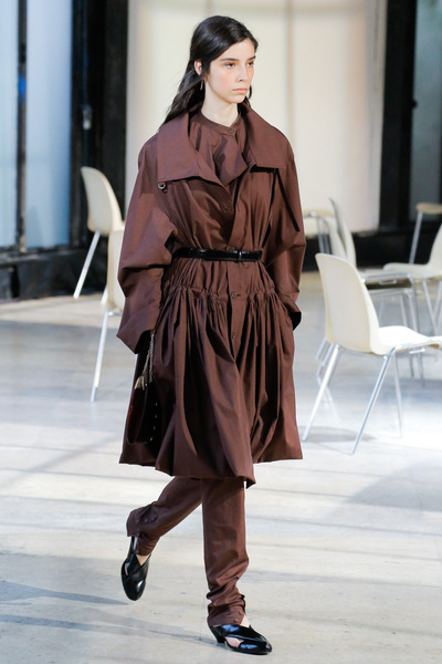 Lemaire Spring 2018 Ready-to-Wear - Look #32