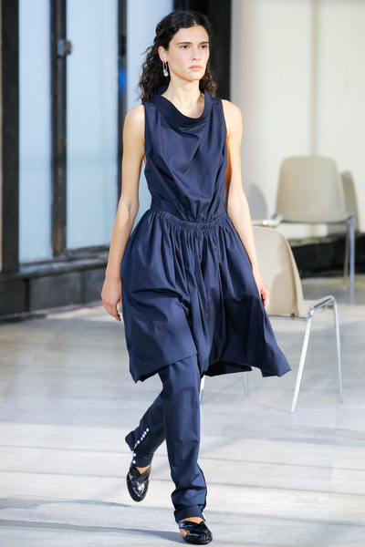 Lemaire Spring 2018 Ready-to-Wear - Look #33