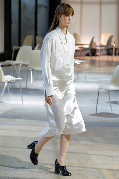 Lemaire Spring 2018 Ready-to-Wear - Look #4