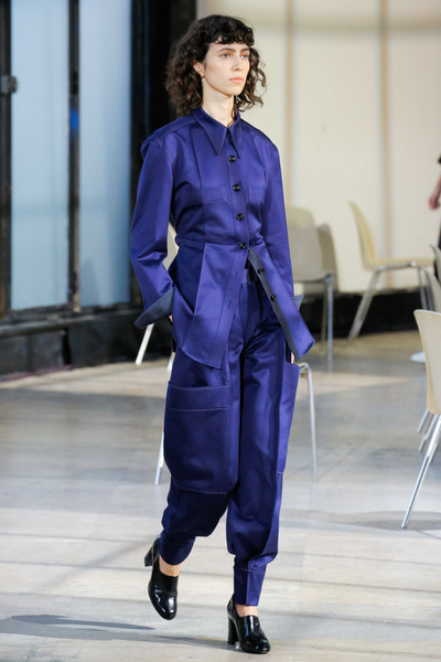 Lemaire Spring 2018 Ready-to-Wear - Look #5