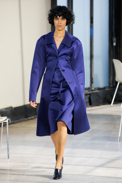 Lemaire Spring 2018 Ready-to-Wear - Look #7