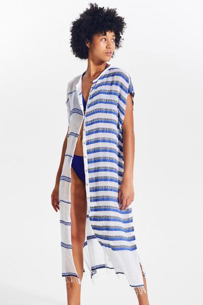 LemLem Spring 2018 Ready-to-Wear - Look #11