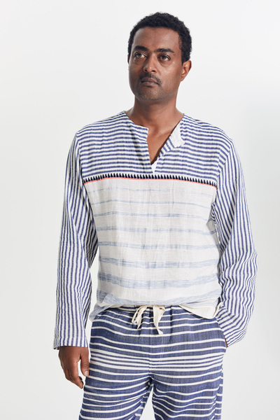 LemLem Spring 2018 Ready-to-Wear - Look #37