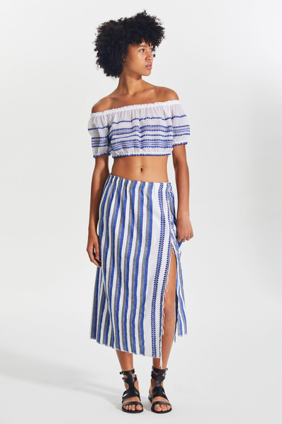 LemLem Spring 2018 Ready-to-Wear - Look #8