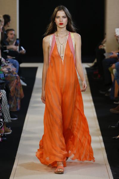 Leonard Paris Spring 2018 Ready-to-Wear - Look #16