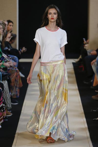Leonard Paris Spring 2018 Ready-to-Wear - Look #21