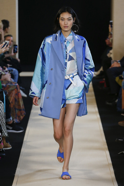 Leonard Paris Spring 2018 Ready-to-Wear - Look #5
