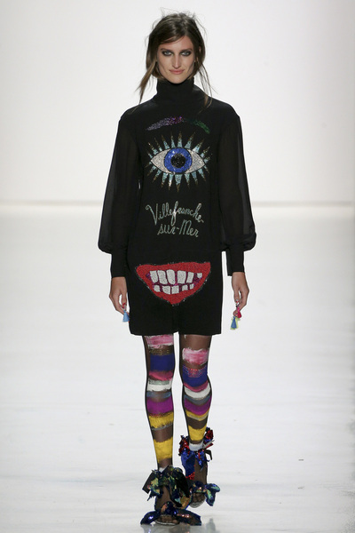 Libertine Spring 2018 Ready-to-Wear - Look #1