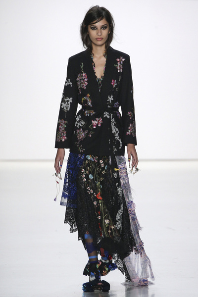 Libertine Spring 2018 Ready-to-Wear - Look #22