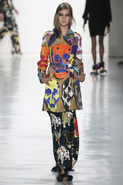 Libertine Spring 2018 Ready-to-Wear - Look #3