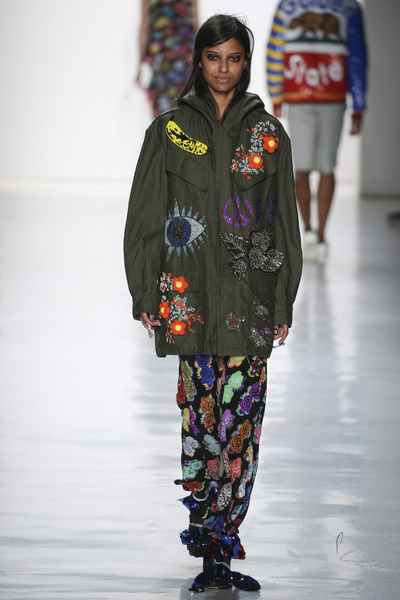 Libertine Spring 2018 Ready-to-Wear - Look #32
